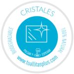 toallitas en capsula cristales